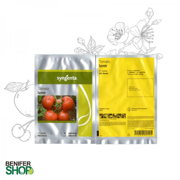 بذر هیبرید گوجه فرنگی ازمیر